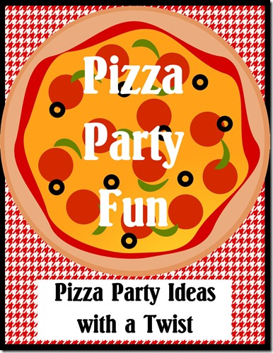 pizza party blog