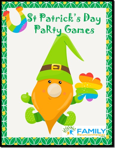 st patricks day blog