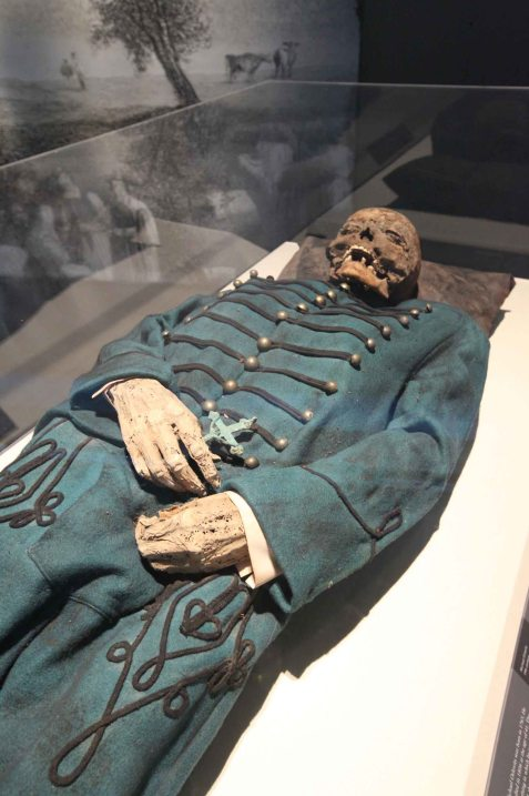 Mummies of the World Exhibition