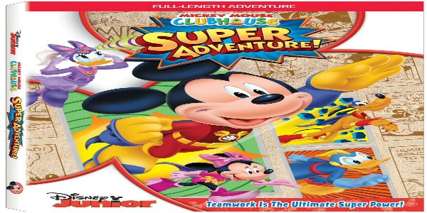 mickey mouse clubhouse super adventure part 1