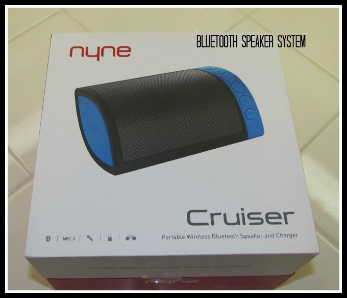 Nyne Cruiser Speaker