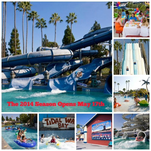 Discount Rental Cars: Knott's Soak City Opens For The 2014 Season