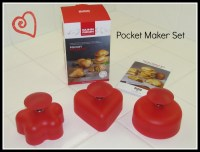 Pocket Makers are perfect for picky eaters!