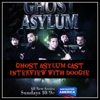 Ghost Asylum Cast Interview