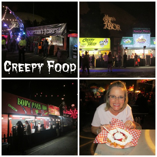 Dark Harbor Food