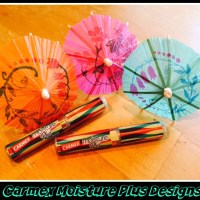 Carmex Moisture Plus has New Fun Designs