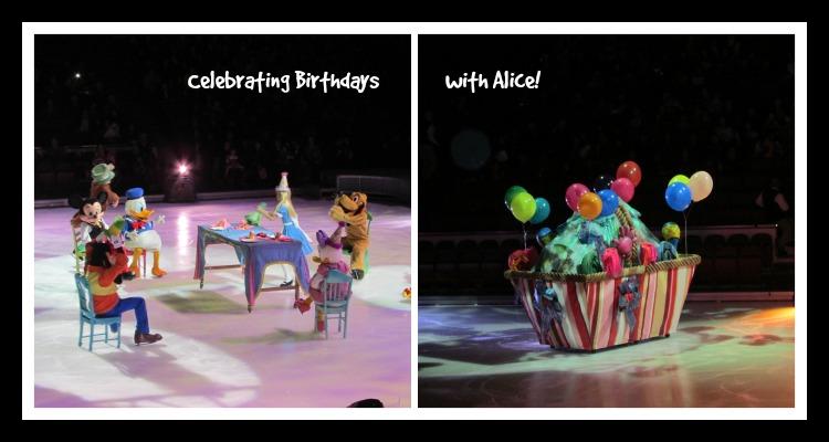 Celebration Disney with Alice