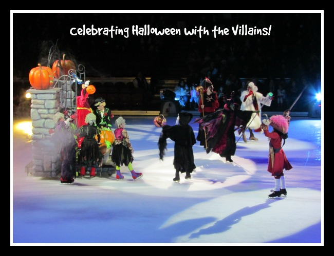 Celebration Disney with the Villains