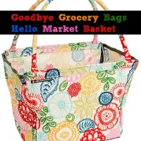 Goodbye Grocery Bags, Hello Market Basket