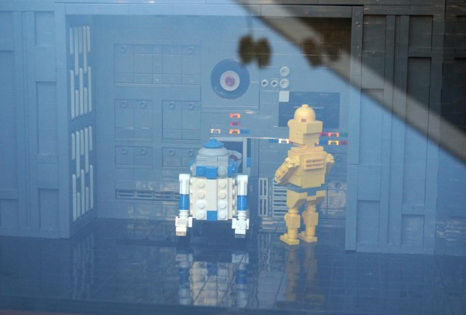 LEGO Star Wars R2D2 and C3PO