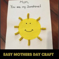 7 Easy Mother's Day Crafts