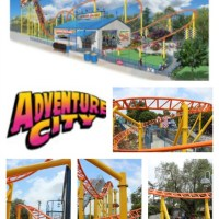 Adventure City Unveils Their Newest Roller Coaster – Rewind Racers