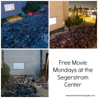 Free Movie Mondays at the Segerstrom Center