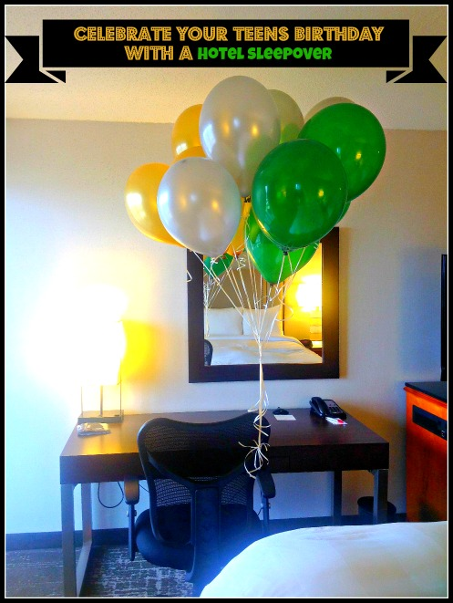 Celebrate Your Teen S Birthday With A Hotel Sleepover