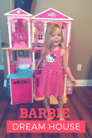 A Girls Dream Come True – The Barbie Dream House