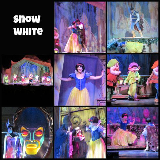 Disney Live Snow White