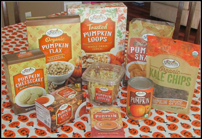 Sprouts Farmers Market Pumpkin Kit