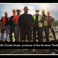 "Interview with Christo Doyle, producer of the hit show ""Gold Rush"""