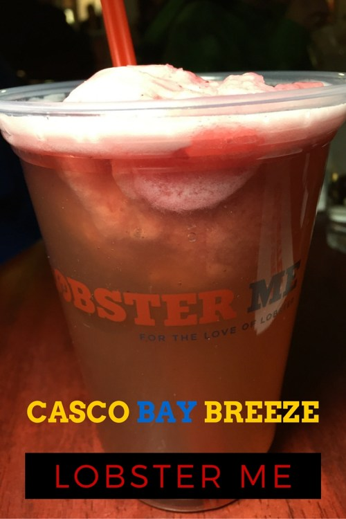 Casco Bay Breeze