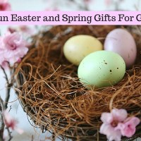 7 Fun and Personalized Easter and Spring Gifts For Girls