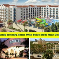18 Family Friendly Hotels With Bunks Beds Near Disneyland