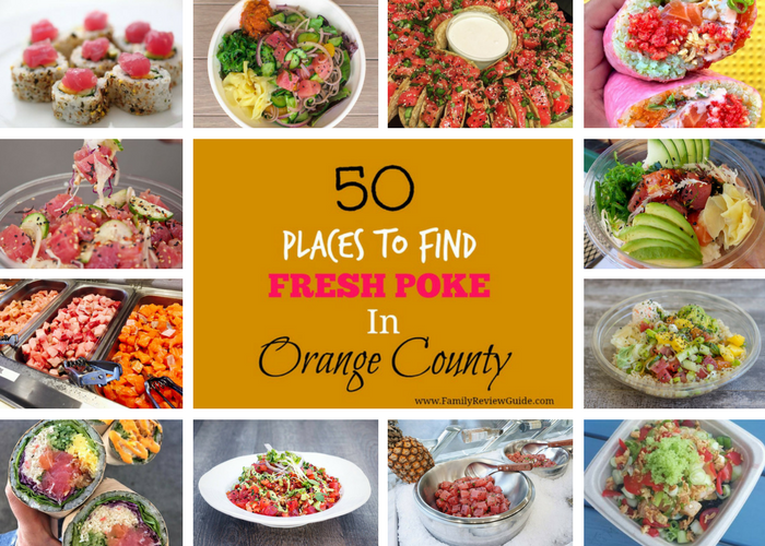 50 places in poke orange county