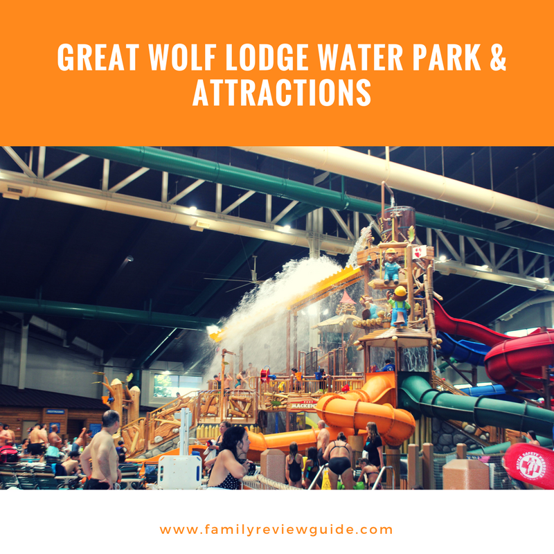 Family Guide To Great Wolf Lodge Part 2 - Family Review Guide