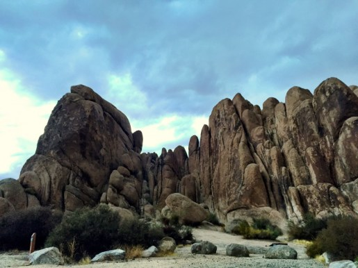 Indian Cove, Joshua Tree