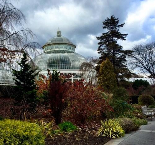 NY Botanical Garden, Enid Haupt Conservatory