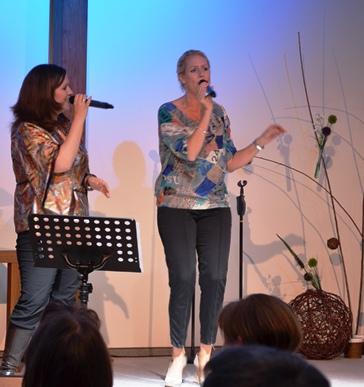 Sylke Bittner und Jennifer Krawehl (www.4melody.de)