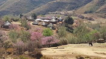 Das Dorf Ha Molezane