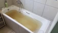 Wasser für die Klo-Spülung