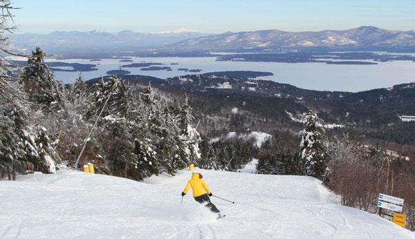 New Hampshire Ski Photos And Ski Images Familyskitrips