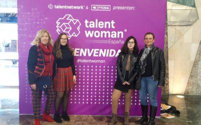 Nuevos retos en el Talent Woman 2018