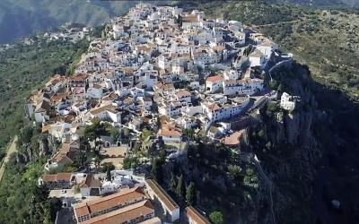 Comares en Málaga: un bonito pueblo con vistas