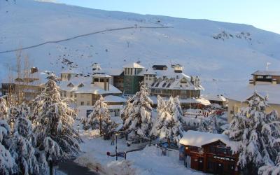 Estación de Esquí Sierra Nevada en Granada