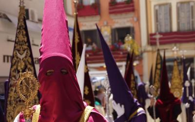 Semana Santa de Málaga en familia