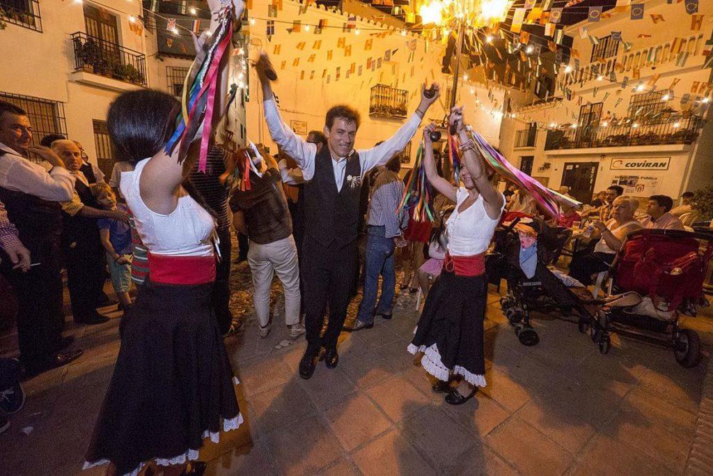 Feria de Comares en Málaga
