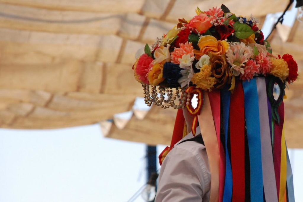 Sombrero típico de Verdiales, Comares, Málaga