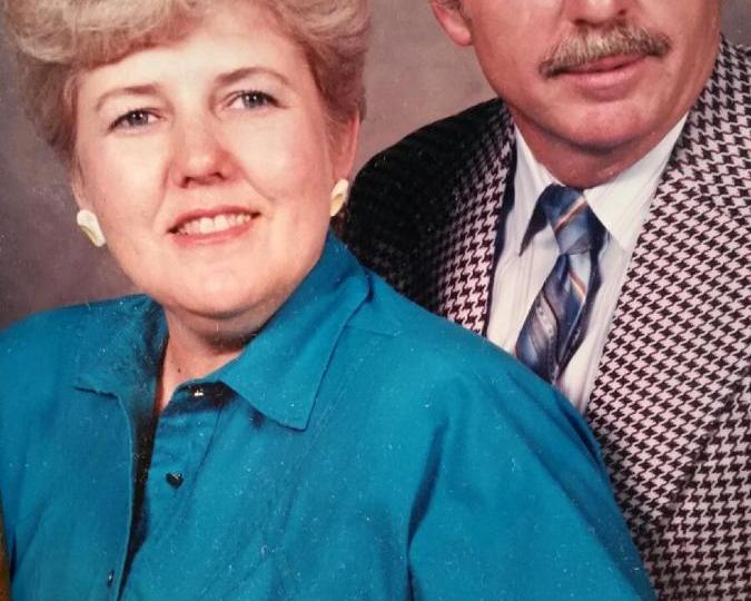Paula and Walt Brown