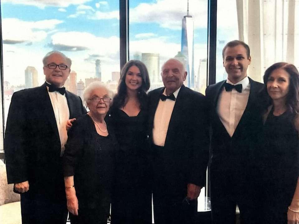 Myrna Greenberg Family