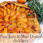 Pies, Tarts & More Desserts