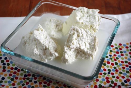 Feta for Easy Peasy Greek Salad and Vinaigrette by FamilySpice.com