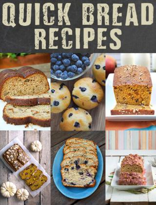 Fabulous Quick Bread and Muffin Recipes