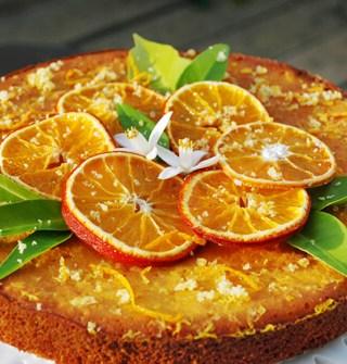 Orange Cake (Gâteau à l'Orange)