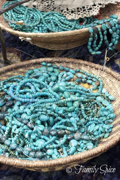 Hillcrest Farmer's Market: Beads