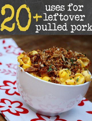 Leftover Pulled Pork Recipes to Make You Drool!