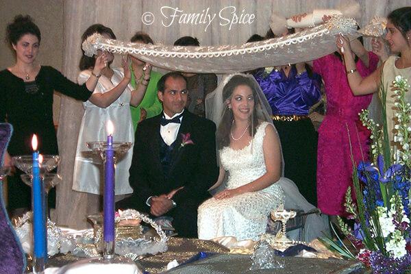 Describing Wedding Ceremony
