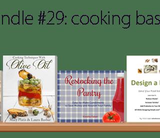 Cooking Basics eCookbook Bundle of the Week