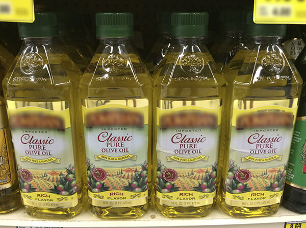 NOT extra virgin olive oil. Do You Know What's In Your Olive Oil? -- FamilySpice.com